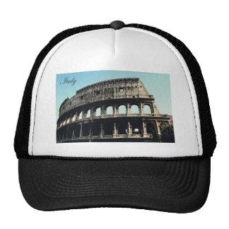Italia Colosseum Gorros Bordados