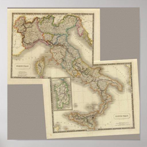 Italia compuesta 2 póster
