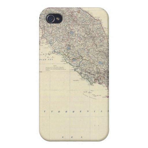 Italia compuesta 3 iPhone 4 fundas