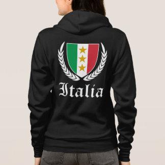 Italia Crest Hoodie