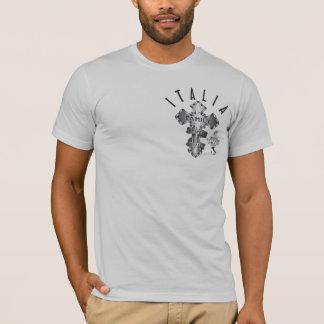ITALIA CROSS FAMILY RESPECT LOYALTY GIOVANNI PAOLO T-Shirt
