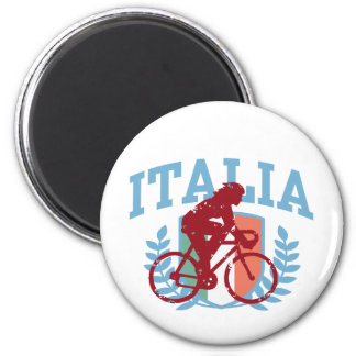 Italia Cycling (female) Magnet