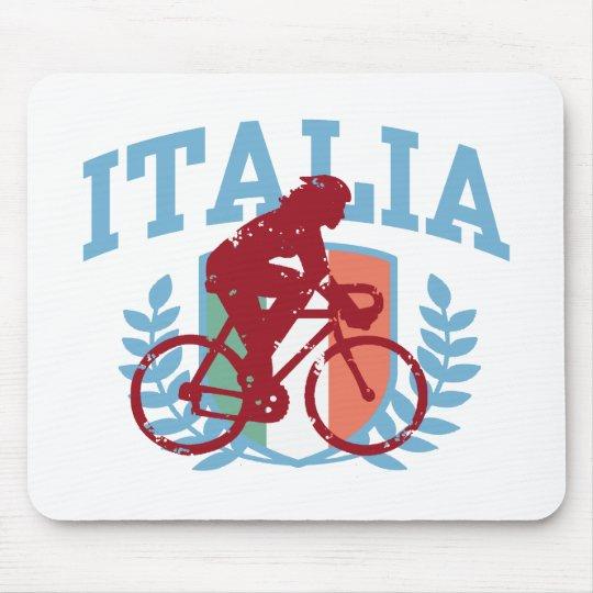 Italia Cycling (female) Mouse Pad