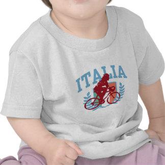 Italia Cycling (female) Tee Shirts