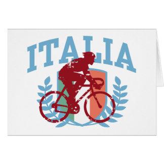 Italia Cycling (male) Card