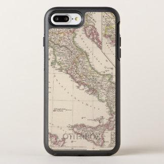Italia debajo de los lombardos funda OtterBox symmetry para iPhone 7 plus