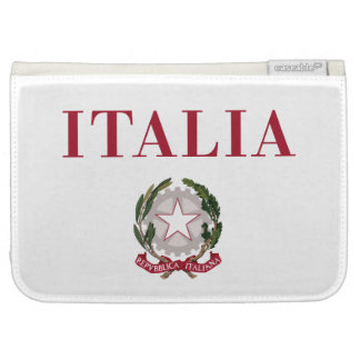 Italia + Emblema de Italia