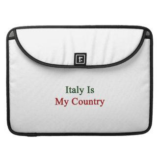 Italia es mi país fundas macbook pro