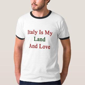 Italia es mi tierra y amor playera
