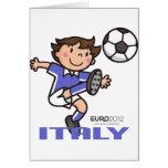 Italia - euro 2012 felicitaciones