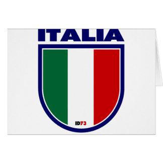 Italia Felicitación