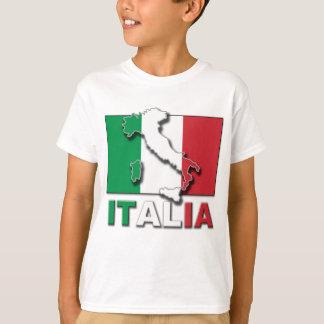 Italia Flag Land T-Shirt