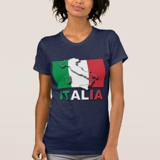 Italia Flag Land Tee Shirt
