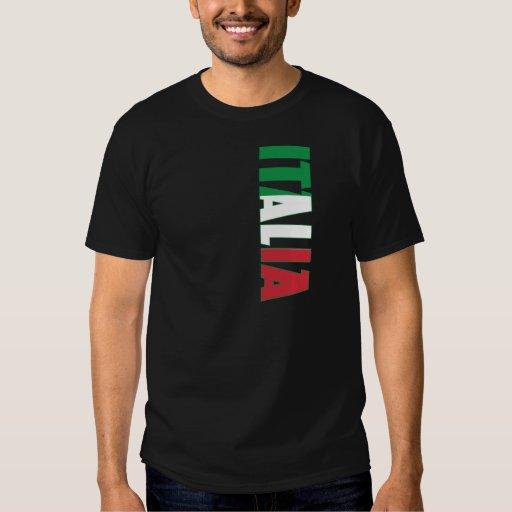 Italia Flag T-shirts