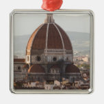 Italia, Florencia, bóveda de la catedral del Duomo Adorno De Navidad