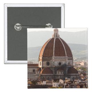 Italia, Florencia, bóveda de la catedral del Duomo Pin Cuadrado