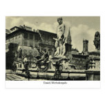 Italia, Florencia, Firenze, 1908, David, Miguel Án Postales
