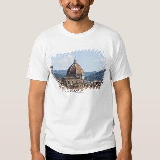 Italia, Florencia, paisaje urbano con el Duomo Playeras