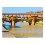 Italia, Florencia, Ponte Vecchio Postales