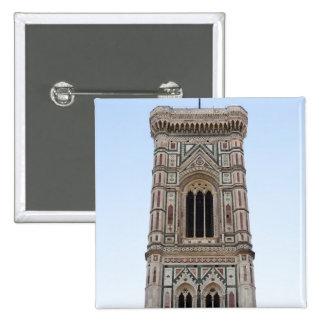 Italia, Florencia, torre en ciudad vieja Pins