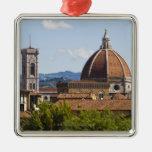 Italia, Florencia, vista de la catedral de Adorno De Reyes