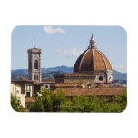 Italia, Florencia, vista de la catedral de Florenc Imanes Flexibles