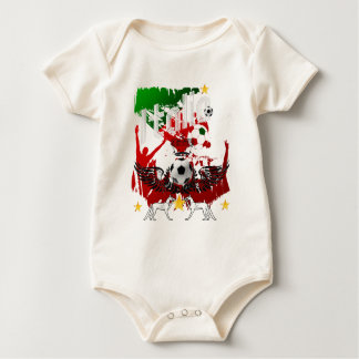 Italia for the bambino in your life baby bodysuit