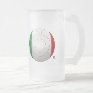 Italia - fútbol de Squadra Azzurra Tazas De Café