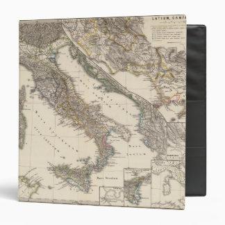 Italia, Gallia cisalpina, Sicilia, Sardinia Binder