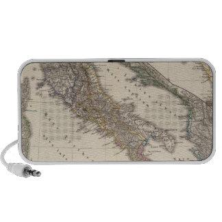 Italia, Gallia cisalpina, Sicilia, Sardinia Portable Speaker