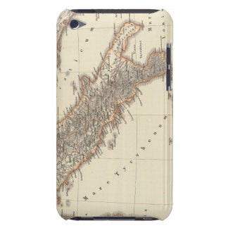 Italia, Gallia citerior, Illyricum, Sicilia Barely There iPod Case