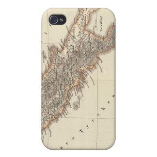 Italia, Gallia citerior, Illyricum, Sicilia iPhone 4/4S Cases