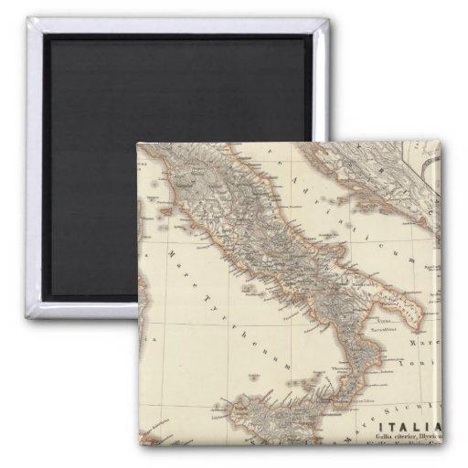 Italia, Gallia citerior, Illyricum, Sicilia Magnets