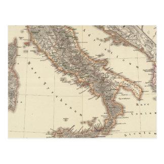 Italia, Gallia citerior, Illyricum, Sicilia Postcard