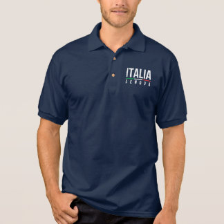 Italia Genova Polo Shirt