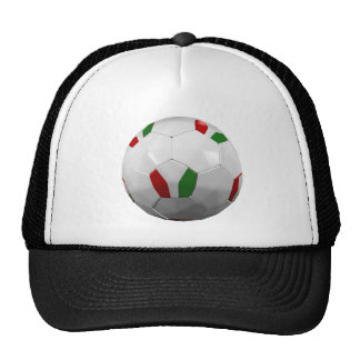 italia mesh hat