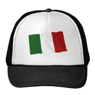 italia mesh hats