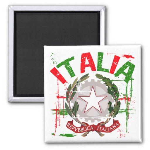 Italia Imán De Frigorífico