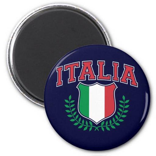Italia Imán De Frigorifico