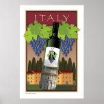Italia-Impresión Posters