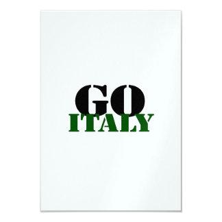 Italia Invitación 8,9 X 12,7 Cm