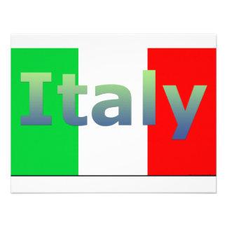 Italia Invitación