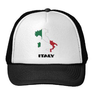 Italia/Italia Gorro De Camionero
