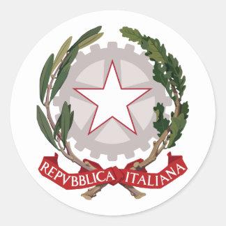 Italia, Italia Etiqueta