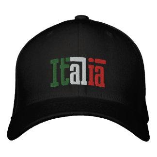 Italia Italian Cap lovers Italy Gifts Baseball Cap