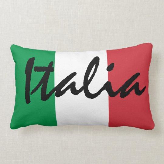 Italia Italian Flag MoJo Pillow