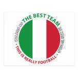 Italia Italy Art Shield Tarjetas Postales