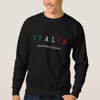 ITALIA (Italy), Repubblica italiana Embroidered Sweatshirts