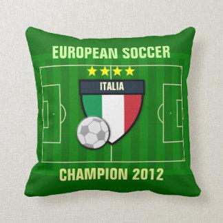 Italia Italy Soccer Champion 2012 Pillow