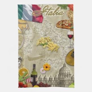 Italia Kitchen Towels